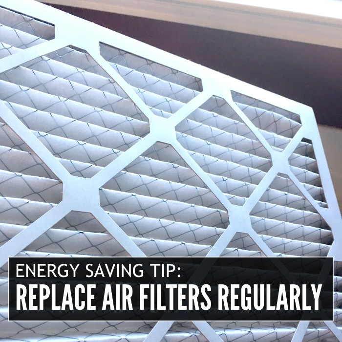 replace air filters ac summer