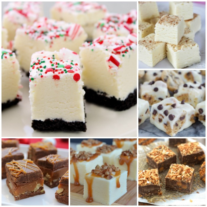 Fudge Recipes for Gift Giving
