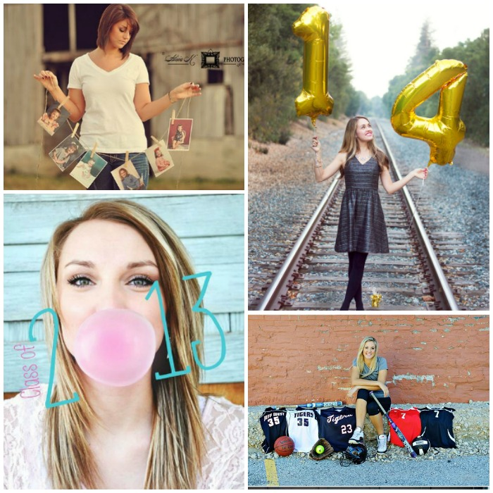 Gorgeous Senior Picture Ideas for Girls