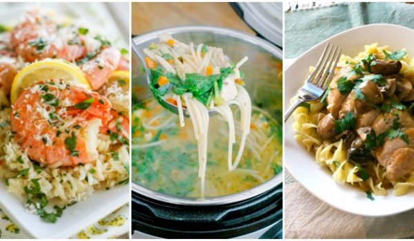 40+ Instant Pot Dinners to Feed Your Family in a Flash