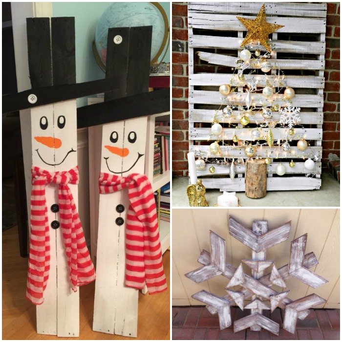 pallet christmas crafts