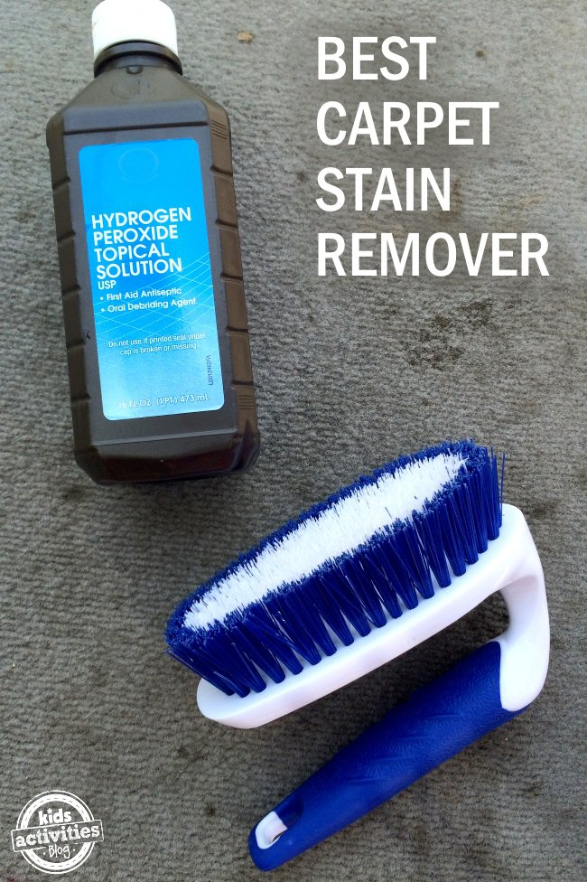 16 hydrogen peroxide cleaner recipes to clean almost everything carpet stain remover solutioingenieria Gallery