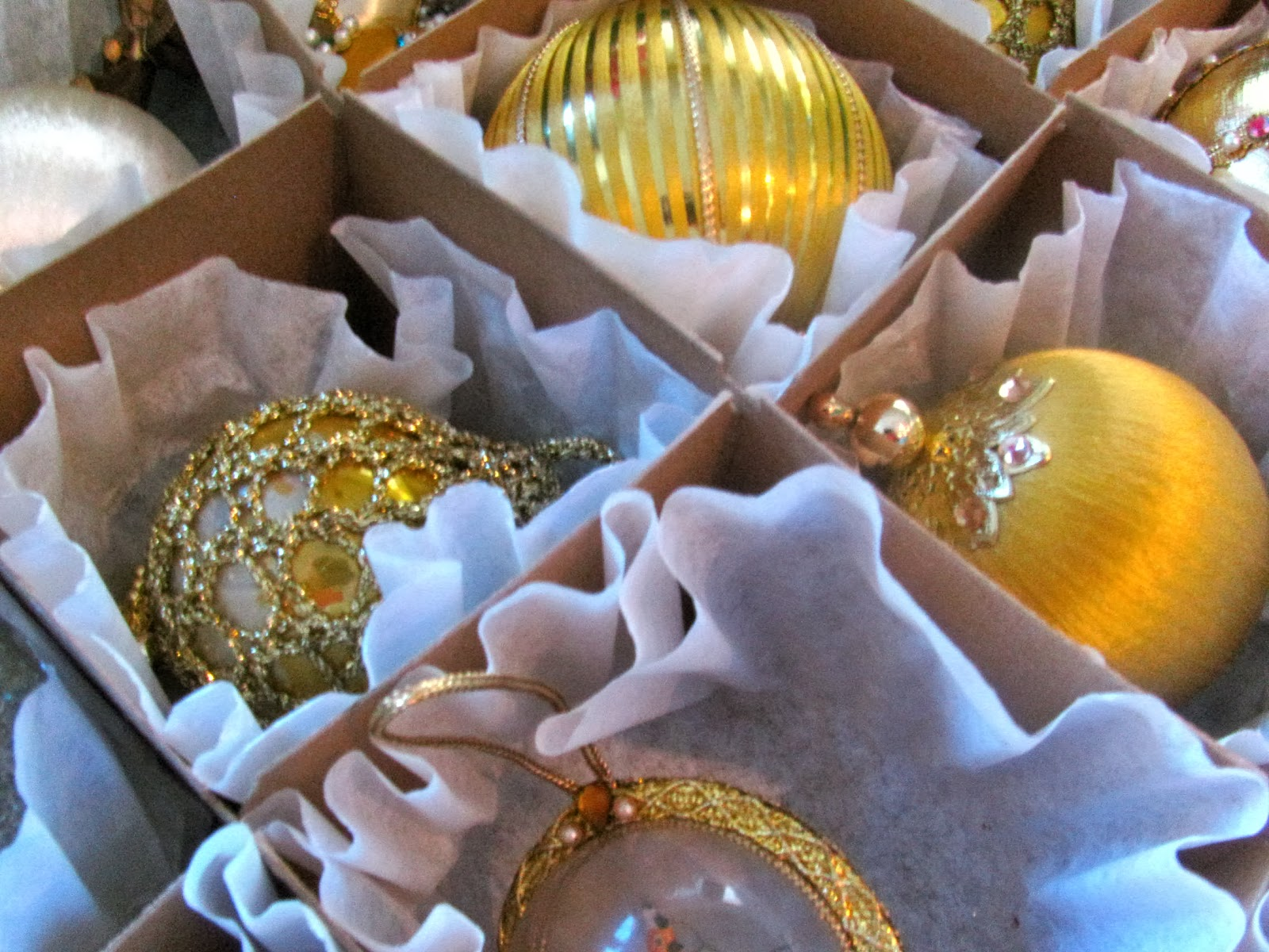 Coffee Filters To Cushion Ornaments