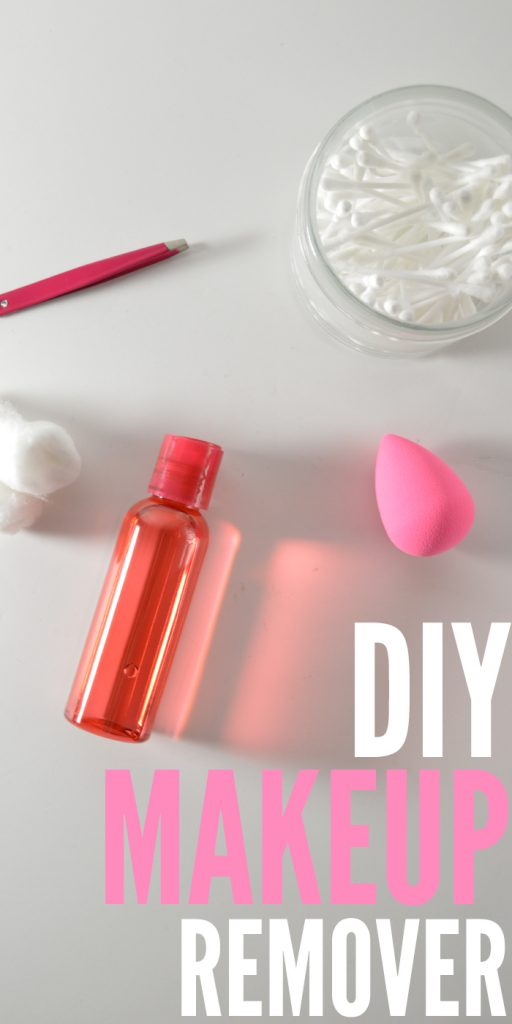 The easiest and most effective makeup remover you'll ever have to make.