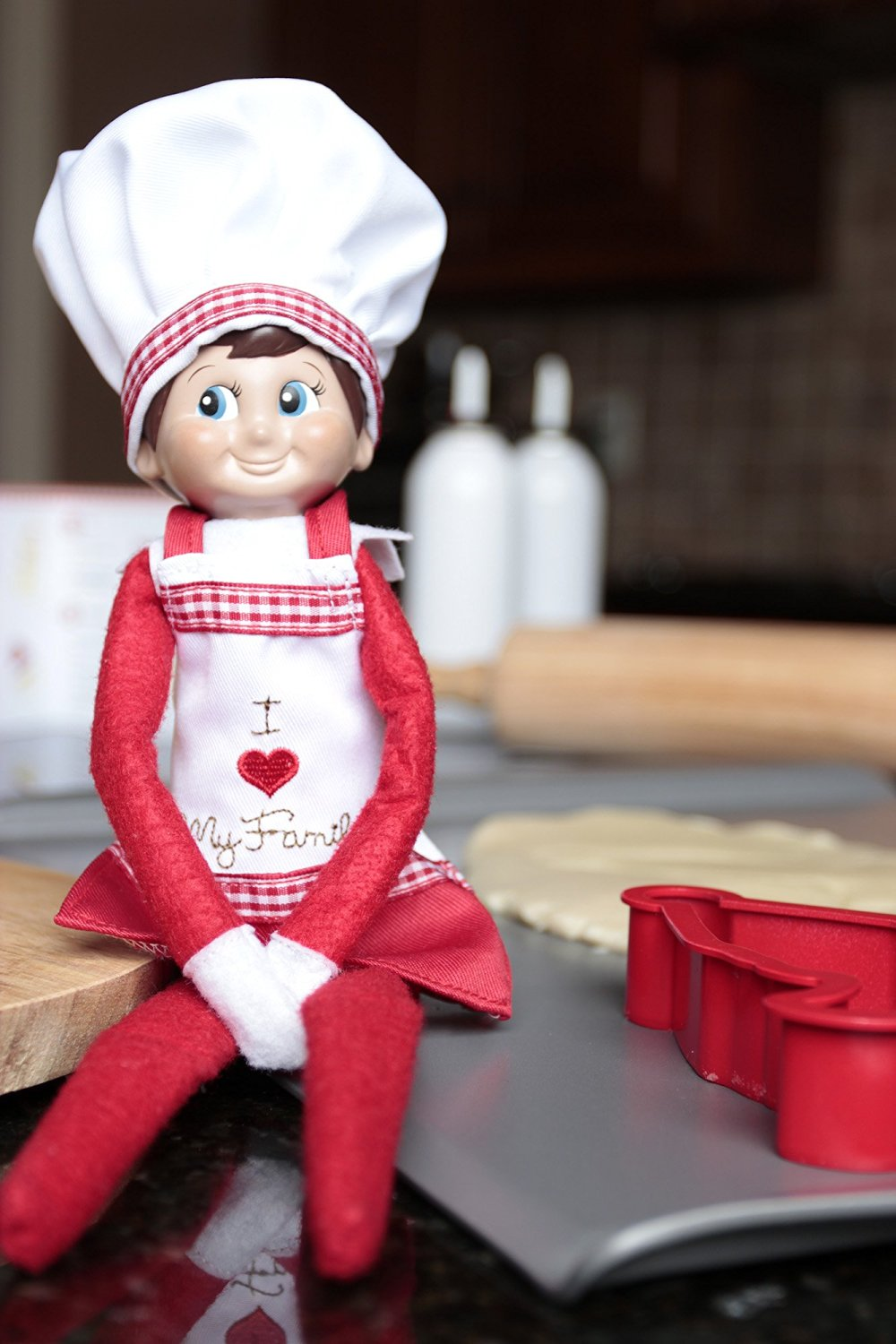 12 Elf On The Shelf Accessories