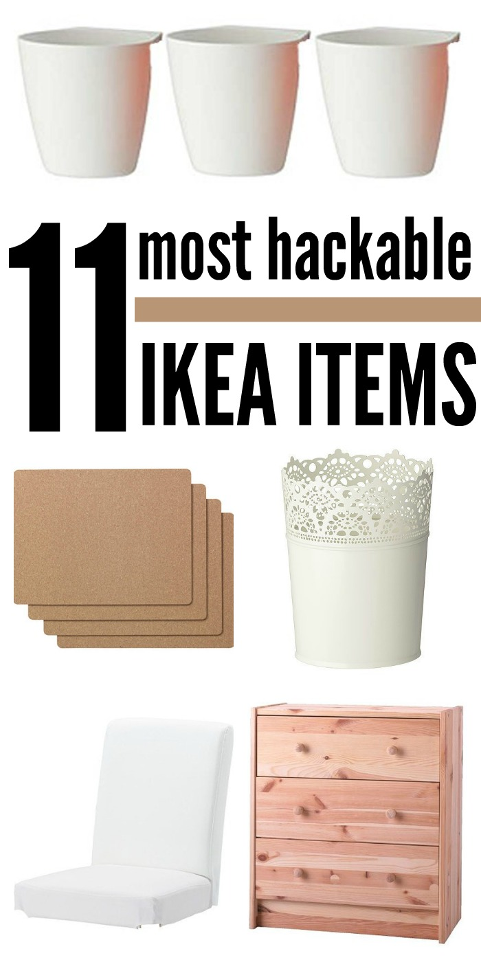 11 Ikea Products That Make Ikea Hacks Simple