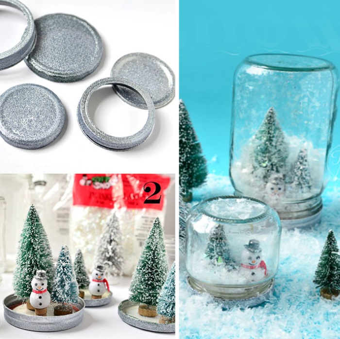 tidy mom christmas snow globes