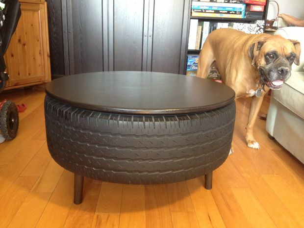 tire-coffee-table