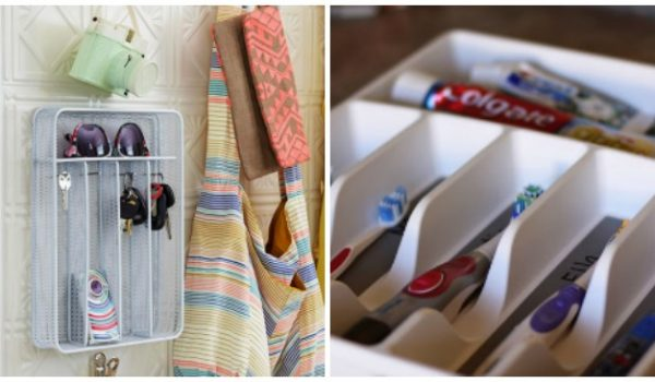 14 Ways to Organize Using Silverware Trays