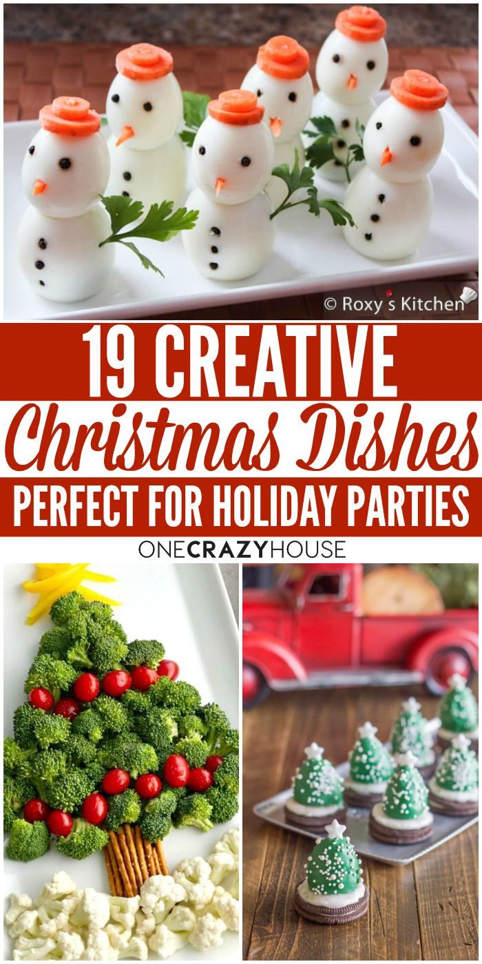 19 fun and creative Christmas dishes you'll love!