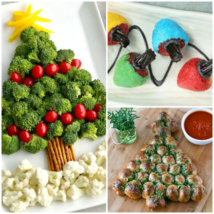christmas food ideas for parties