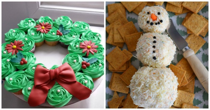 19 Creative & Delicious Christmas Food Ideas