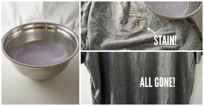 The Ultimate DIY Stain Remover Formula