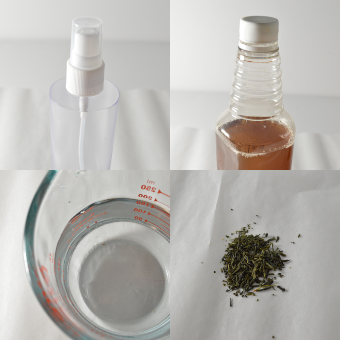 A simple, homemade toner with all-natural ingredients