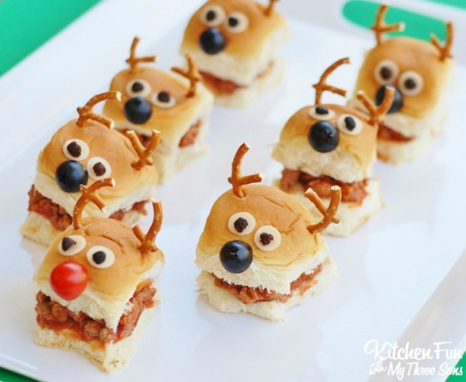 reindeer-sloppy-joes