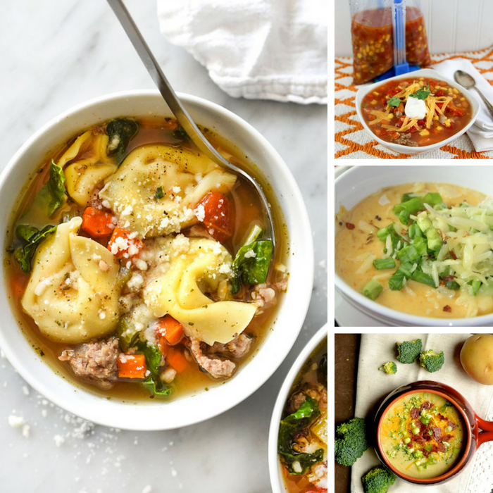 Instant Pot Soup Recipes for Busy Moms