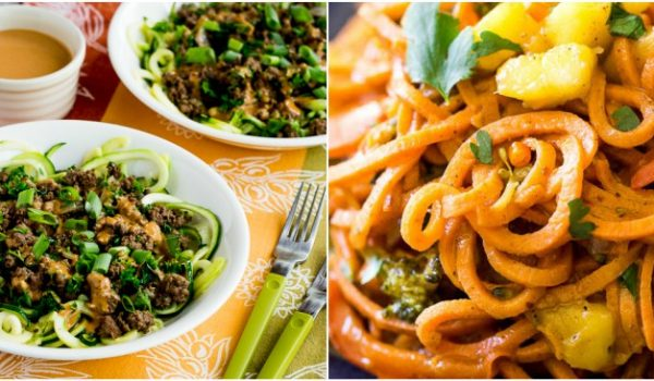 18 Spiralizer Recipes That'll Make You Love Veggies Again