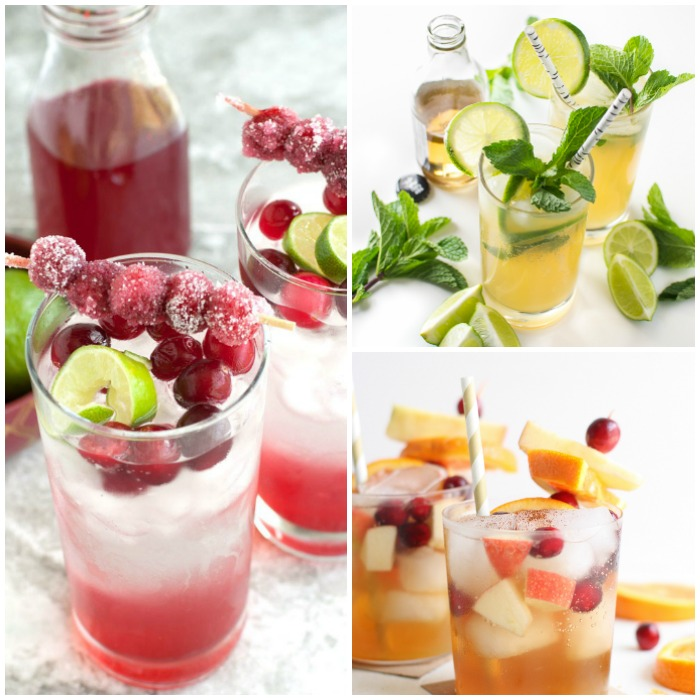 Mocktail Recipes for Holidays and Parties