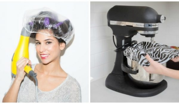 14 Unexpected Ways to Use Shower Caps