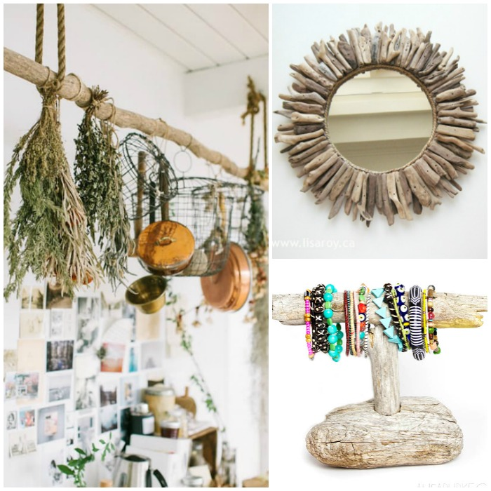 Driftwood DIY Projects and Crafts