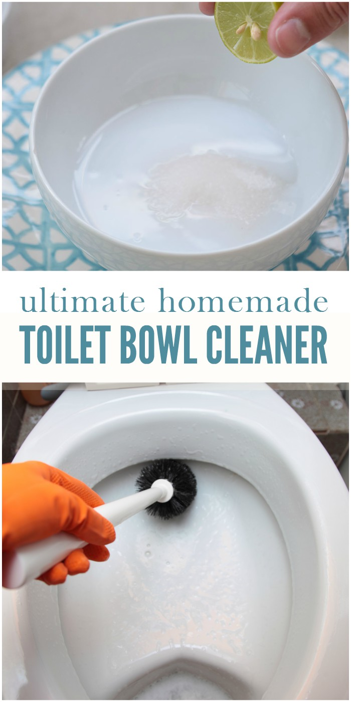 the ultimate diy toilet bowl cleaner diy