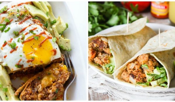 15 Breakfast Burritos That'll Make You Love Mornings