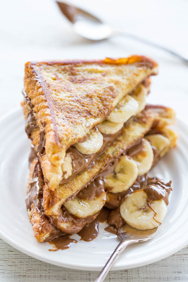 chocolate-peanut-butter-banana-french-toast