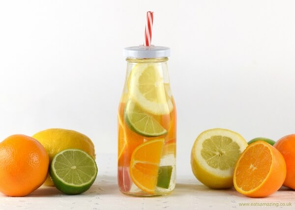 citrus-infused-water