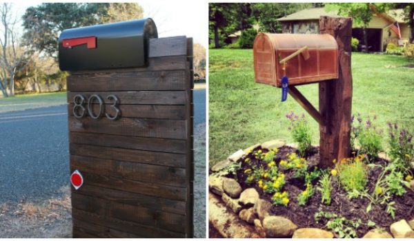 15 Mailbox Makeovers for Instant Curb Appeal