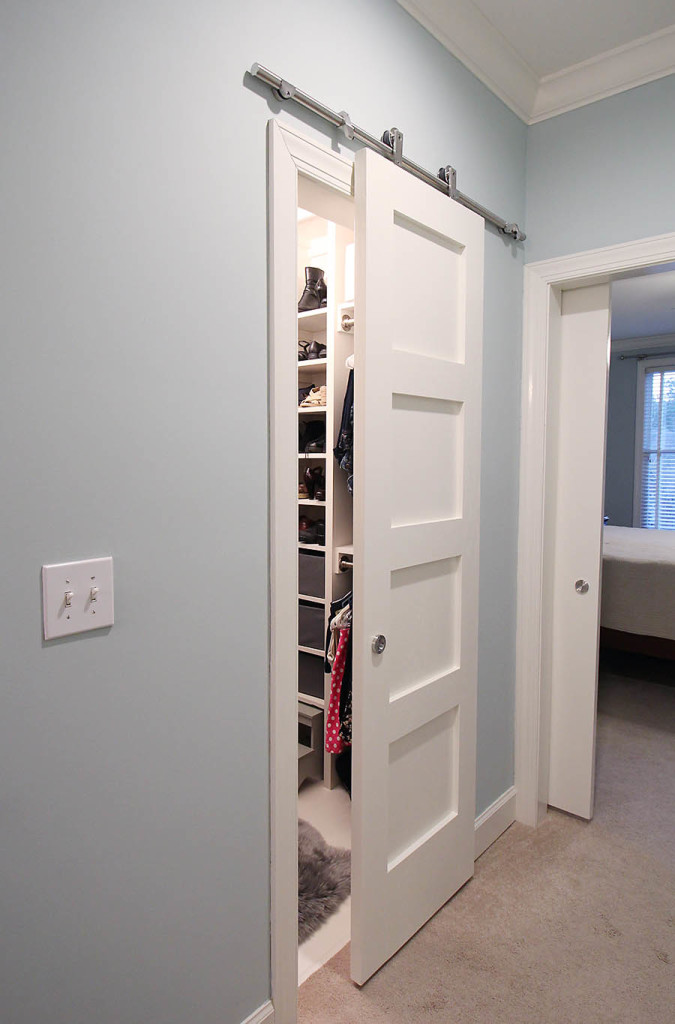 18 closet door makeovers thatll give you closet envy