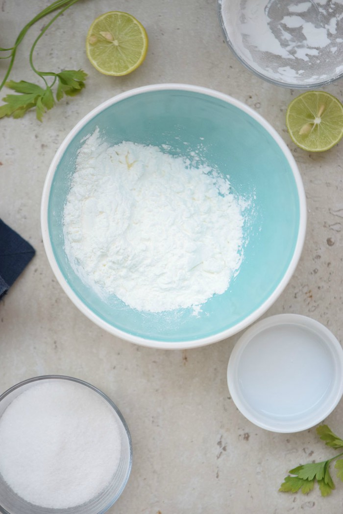 homemade tile grout scrub