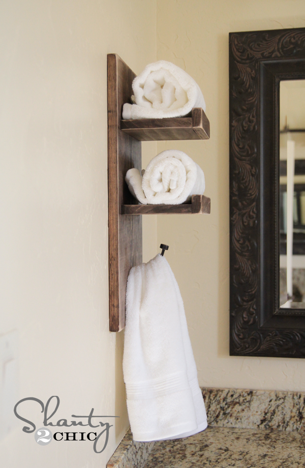 Towel Holder 10 Bucks