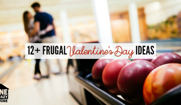 12+ Frugal Valentine's Day Ideas