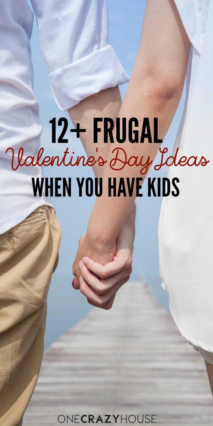 Need some frugal Valentine's Day ideas?