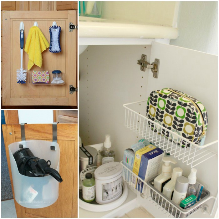 under the bathroom sink storage ideas 15 ways to organize the bathroom sink 25812
