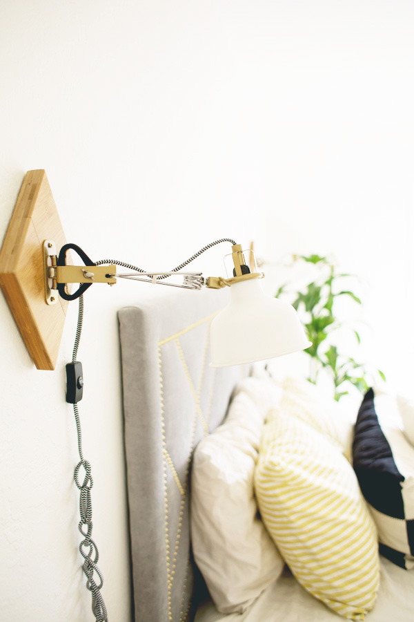 DIY Ikea Lighting Hack