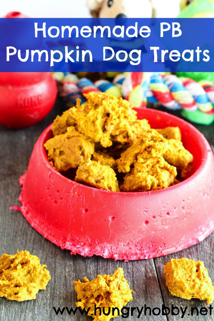 More than 15 dog treats you can make yourself!