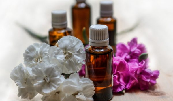 natural cleaners using essential oils