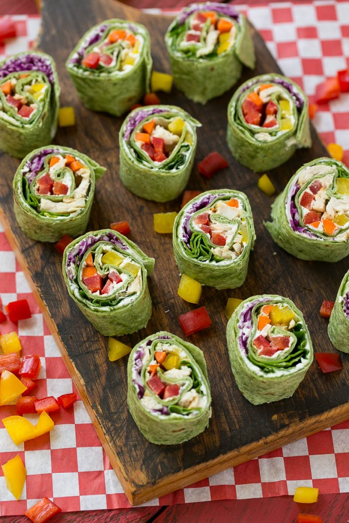 Pinwheel Recipes Kids And Adults Will Love