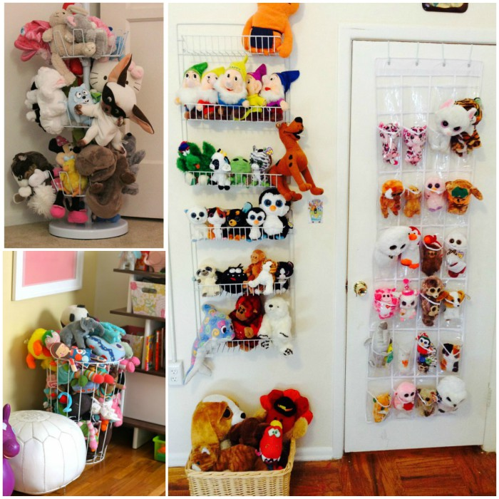 Charmant Stuffed Animal Storage Ideas To Minimize Toy Clutter