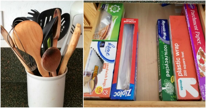 6 Simple Tips to an Organized Kitchen