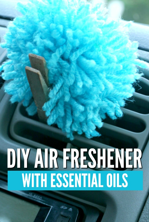 How To Make Car Seats Smell Good