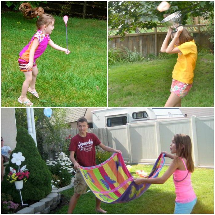 15 Fun Ways to Play with Water Balloons