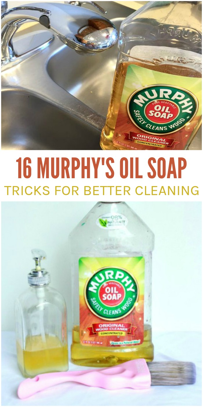 Oil Soap Uses For Better Cleaning