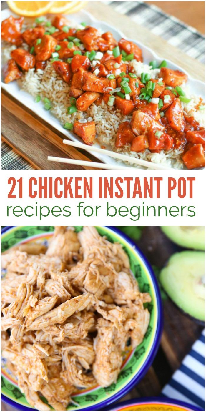 21 chicken instant pot recipes easy enough for beginners to pressure 21 chicken instant pot recipes easy enough for beginners forumfinder Images