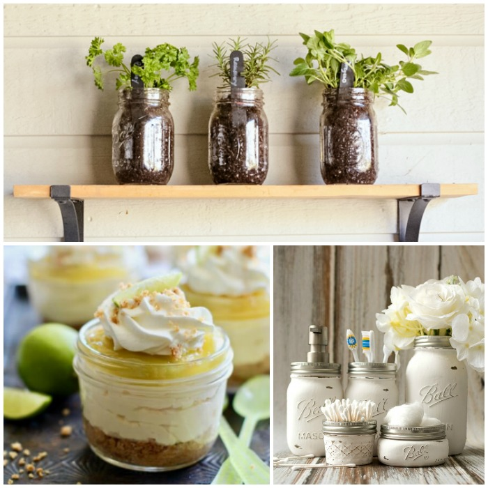 Unique Ways to Use Mason Jars Around the House
