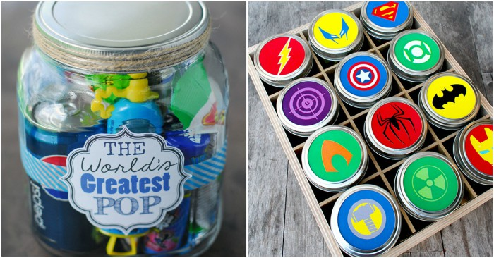 15 Presents For Dad In Mason Jars That He Would Love To Get