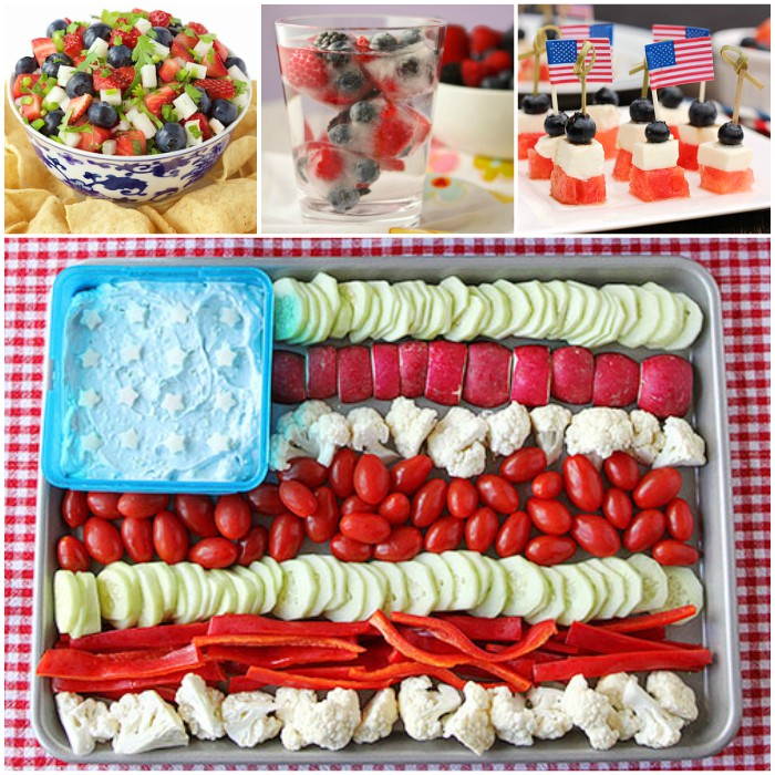 18 Patriotic Food Ideas for Memorial Day and the 4th of July