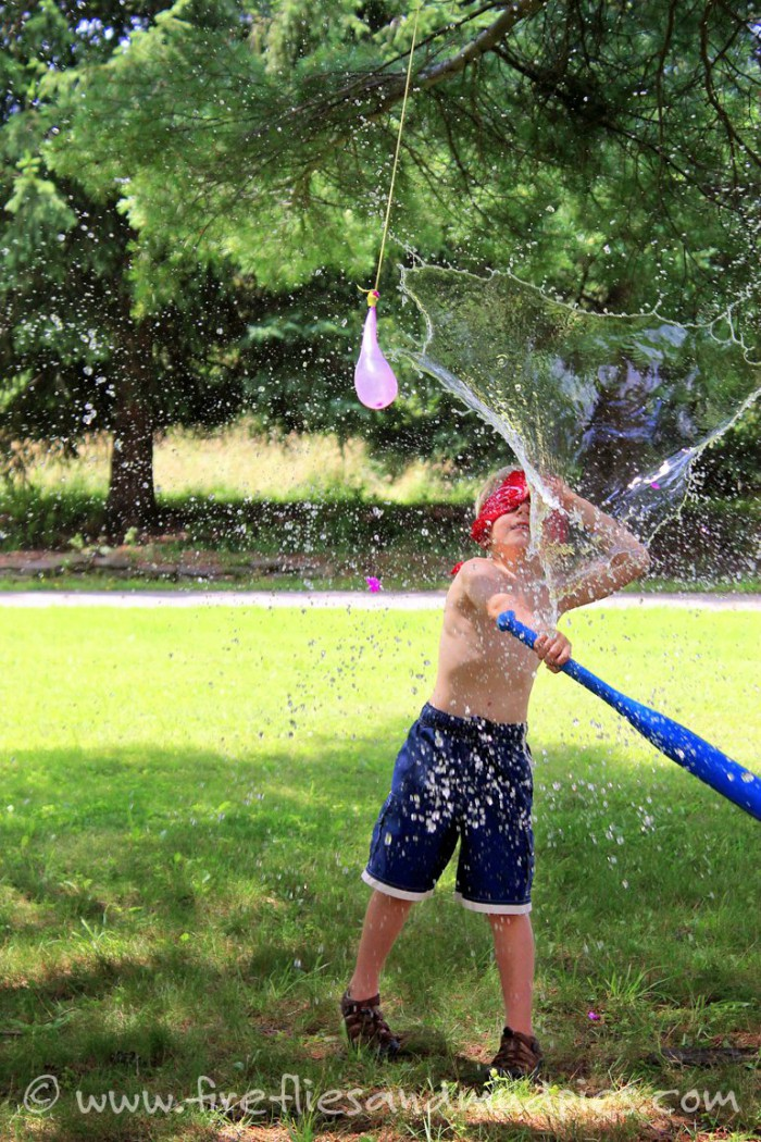 10+ Super Fun Water Balloon Games with Kids!