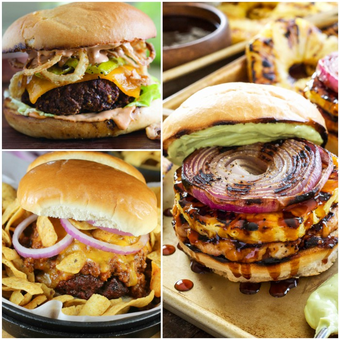Mouthwatering Burger Recipes